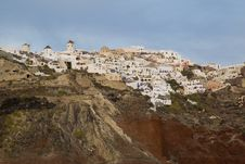 Free Santorini - Greece Royalty Free Stock Photography - 14918337