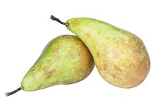 Free Two Pears Stock Images - 14918624