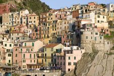Free Manarola Stock Photo - 14918680