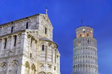 Free Pisa S Tower Royalty Free Stock Images - 14918779