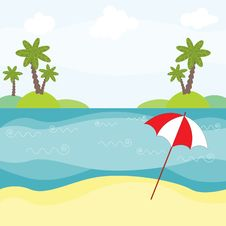 Free Illustration Of Summer Stock Photography - 14918782