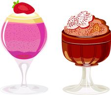 Free Dessert Stock Photo - 14919400