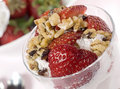 Free Strawberry And Ice Cream 2 Royalty Free Stock Image - 14926156