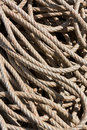 Free Background Image Of Coiled, Used Rope Royalty Free Stock Photography - 14926487