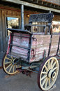 Free Old Western Buggy Stock Photo - 14927190