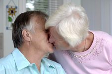 Free Senior Couple Stock Image - 14920541