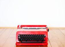 Free Old Typewriter Stock Images - 14921654