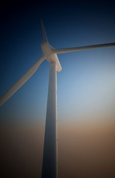 Free Energy Of Wind Royalty Free Stock Images - 14922039