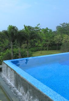 Free Swimming Pool Stock Image - 14922621
