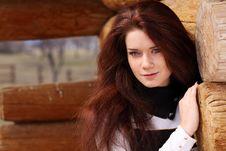Free Brunette Model Headshot Royalty Free Stock Image - 14922626