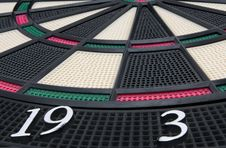 Free Darts Board Royalty Free Stock Photos - 14922898
