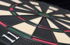 Free Darts Board Royalty Free Stock Image - 14922936