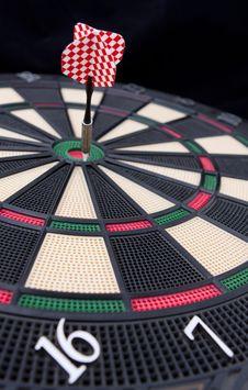 Free Darts Board Stock Photo - 14922950