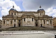 Free Santa Maria Maggiore, Roma, Italy Royalty Free Stock Photos - 14923798
