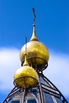 Free Cupola Of Church Stock Photography - 14924582