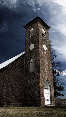 Free Church Dark Stock Photo - 14924670