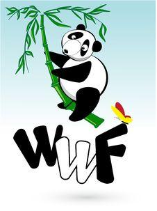 Free Sad A Panda Royalty Free Stock Image - 14925006