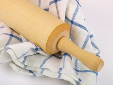 Free Rolling Pin Stock Photography - 14925222