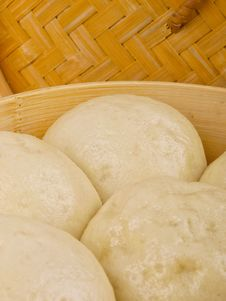 Free Chinese Steamed Roll Stock Photography - 14925302