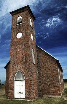 Free Church Bright Stock Photo - 14925310