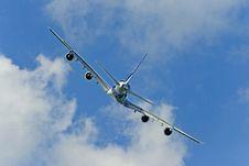 Free Plane S Back Royalty Free Stock Photos - 14925378
