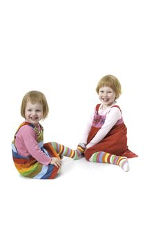 Free Hapy Sisters Stock Image - 14925381