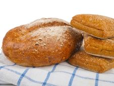 Free Scandinavian Dark Bread Royalty Free Stock Photo - 14925655