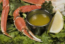 Free Crab Composition 2 Stock Image - 14925941