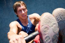 Free Bodybuilding Stock Photo - 14926090