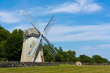 Free Old Windmill Stock Photo - 14926510