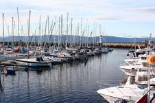 Free Boats Parking Royalty Free Stock Photo - 14926925
