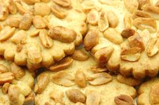 Free Cookies Close Up Royalty Free Stock Photo - 14926985