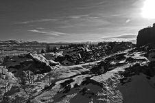 Free Icelandic Landscape Royalty Free Stock Image - 14927226