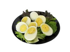 Free Hard Boiled Eggs Royalty Free Stock Photo - 14927955