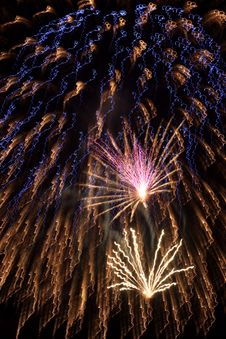 Free Firework Squiggles Stock Photos - 14928553