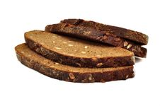 Free Brown Bread With Sunflower Seeds Stock Photo - 14928780