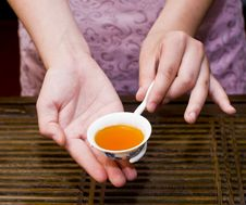 Free Guangdong Tea Picture Royalty Free Stock Photos - 14928898