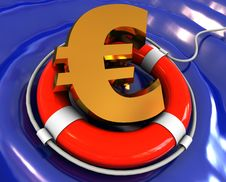 Euro Rescue Stock Images