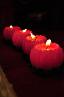 Free Candle Royalty Free Stock Photo - 14929085