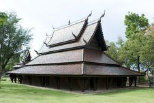 Free Church Thai North. Stock Photos - 14929383