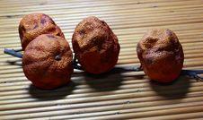 Free Dried Oranges Royalty Free Stock Photos - 14929638