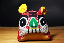 Chinese Cloth Tiger Stock Images