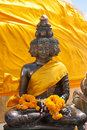 Free Budda In The Temple Royalty Free Stock Images - 14939059