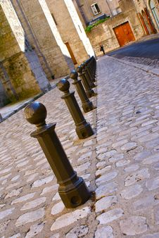Free French Street Stock Image - 14930111