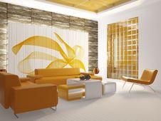 Free Interior Stock Photo - 14930550