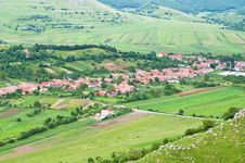 Free Town Panorama Royalty Free Stock Images - 14932189