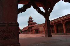 Free Fatehpur Sikri In Agra Royalty Free Stock Image - 14932296