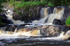 Free Forest Waterfall Stock Photos - 14933263