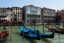 Free Grand Canal Of Venice Stock Images - 14933674