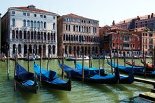 Free Grand Canal Of Venice Stock Photography - 14933682